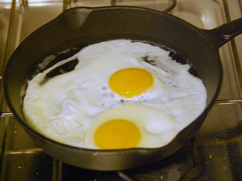 0 - uovo fritto