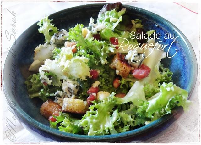 189. Salad au Roquefort di Sarah