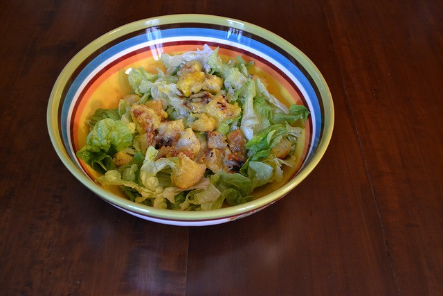 198. La Caesar Salad di Carolina