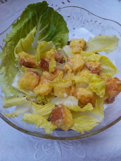 202. la Caesar salad della Vitto