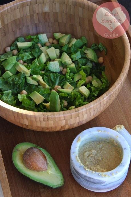 172. Vegan Caesar salad di  Giulia