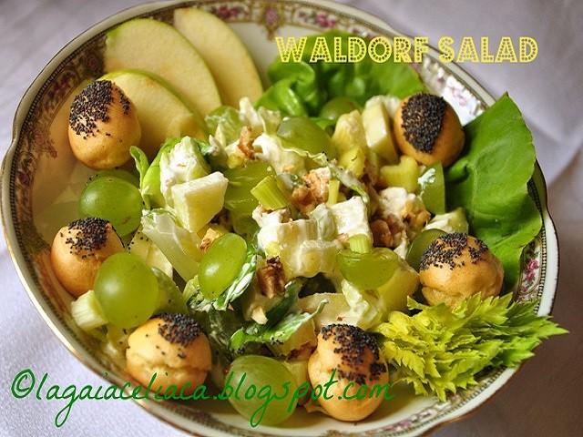 180. almost Waldorf salad di Gaia