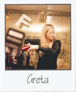 Greta's corner