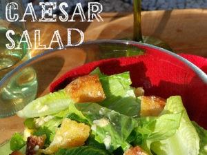 31 - caesar salad