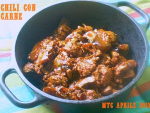 29 - chili con carne