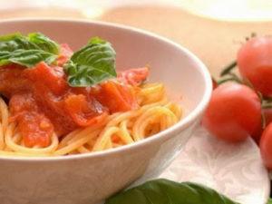 48 - spaghetti al pomodoro