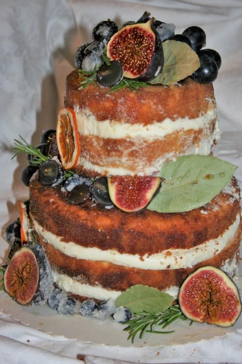 Naked cake settembre