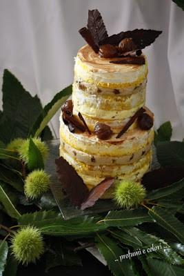 naked cake trentina