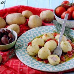 117. Gnocchi Ripieni Greek Style  di Sara