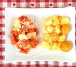 182.Gnocchi di patate ai due datterini  di Francesca