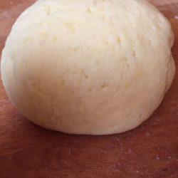 54.Gnocchi di patate con crema di frutta secca  di Lisa