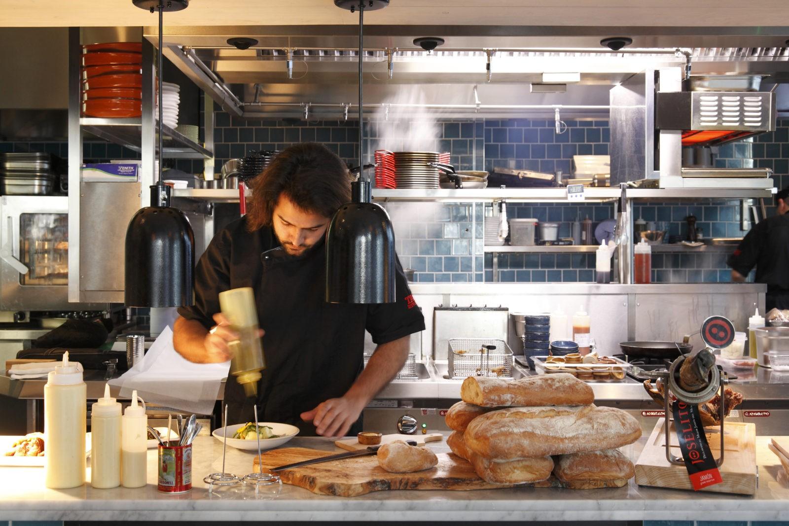 omar-in-tapas-revolution-kitchen
