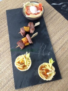 "2. Tapas ""Sardinia on my mind"" di Mariella"