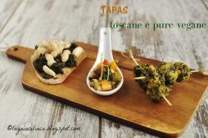 "85. Tapas ""Toscane e vegane"" senza glutine di Gaia"
