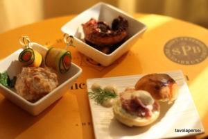 "4.Tapas ""polp fiction "" di Elisa"