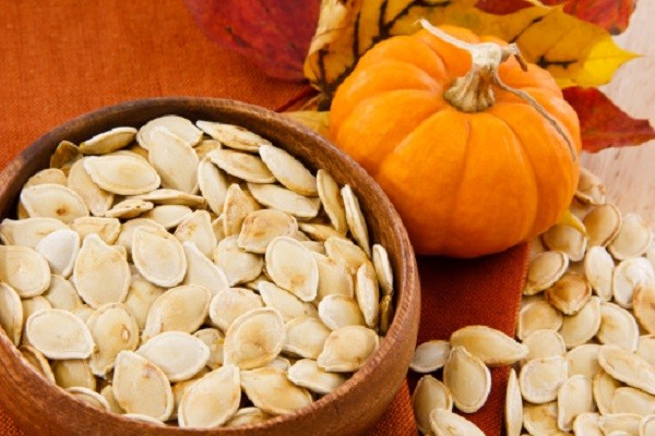 Tasty Roasted Pumpkin Seeds