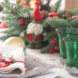 """8.La tavola della Vigilia di Rosaria: """"Aspettando Babbo Natale"""""""