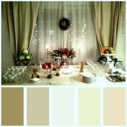 La palette dei colori di Daniela