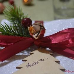 """33.La tavola della Vigilia di NAtale di Ambra: """"""""L'ecovigilia di Natale"""""""