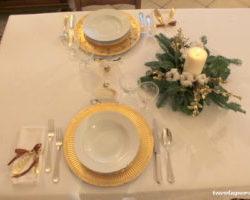 """31. La tavola di Natale di Elisa: """"Il pranzo dei ricordi"""""""