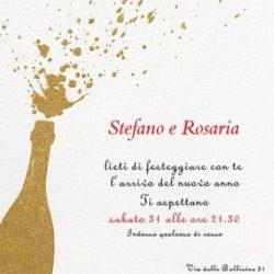 L'invito di Rosaria