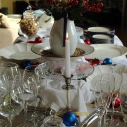 """42.La tavola del buffet del cenone di fine anno di Marianna: """"Veglione di Capodanno"""""""