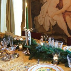 "21. La tavola di Natale di Elisa:""Sun(day) Chrismas"""