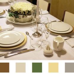 La palette dei colori di Marianna