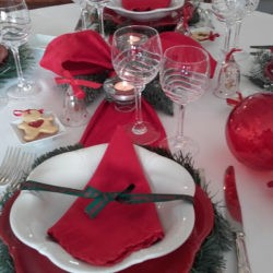 Il posto tavola di Katia