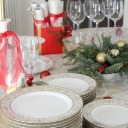 """37. La tavola del Buffet di Capodanno di Rosaria:"""""""