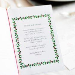 Il menu di Maria Grazia