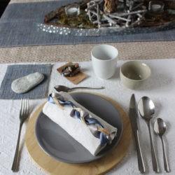 """19. La tavola della Vigilia di Annalena:"""" La cena dell'attesa e dell'annuncio"""