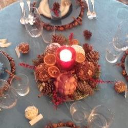 """30.La tavola della Vigilia di Natale di Katia:""""Vigilia della tradizione"""""""