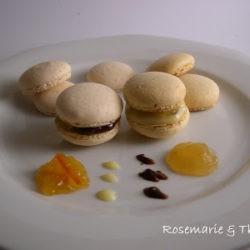 *97.Macaron dolci di Rosemarie