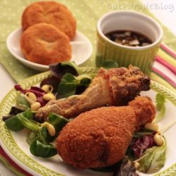 33.Pollo fritto con salsa agrodolce di Anna Laura