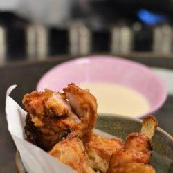 54.Pollo fritto con fonduta valdostana di Giovanna