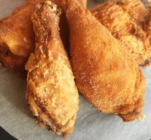 63 - il pollo fritto