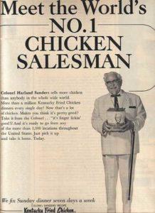colonnello sanders