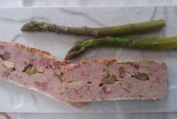 36.Terrina di carne e asparagi di Elisa