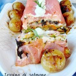 *111.Terrina di salmone affumicato di Milena