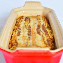 114.Terrina di pollo con scarola e olive di Susy