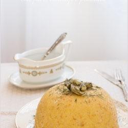 19.Sartù di riso con fave, carciofi e Pecorino di Alice