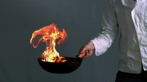 l'importanza della cottura