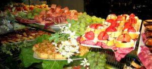 buffet triste