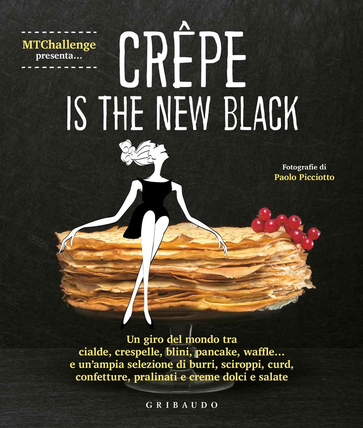 Crepe is the new black