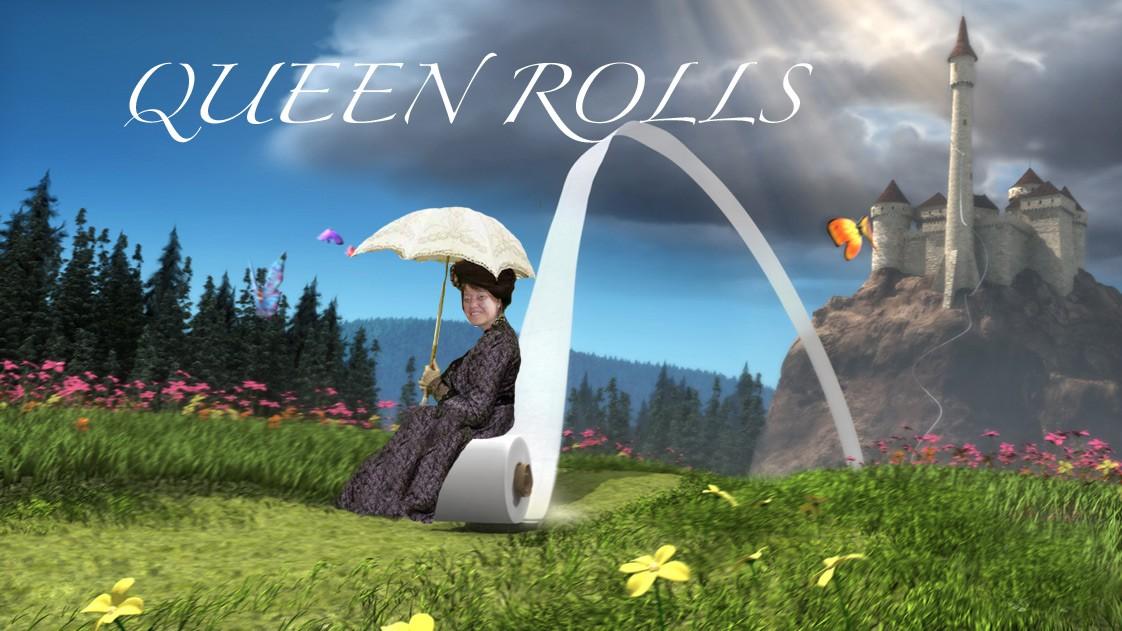 QUEEN-ROLLS