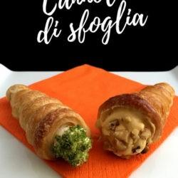 58. Sabrina F, Cannoli con namelaka al cardamomo e mela verde e con mousseline al caramello salato