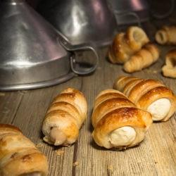 71. Monica C, Cannoli con chantilly di zabaione e con crema pasticcera alle noci