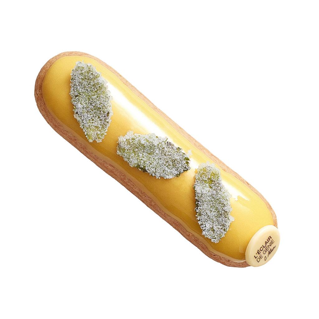 Eclair citron menthe