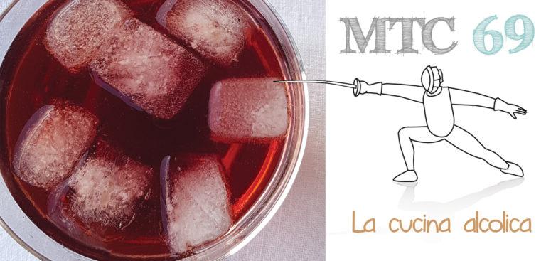 SFIDA MTC n. 69 La cucina alcolica